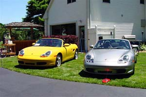 Boxster Pair